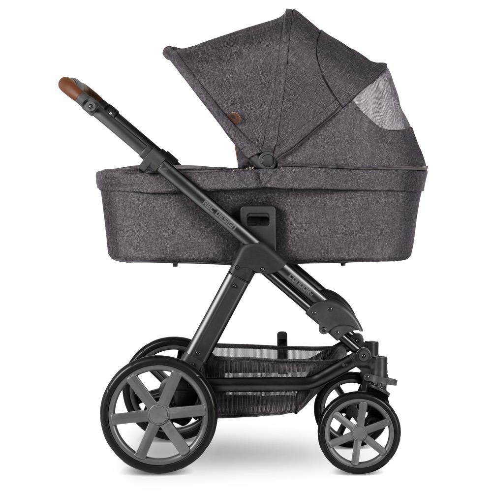 ABC Design Condor 4 Babywanne Belüftung