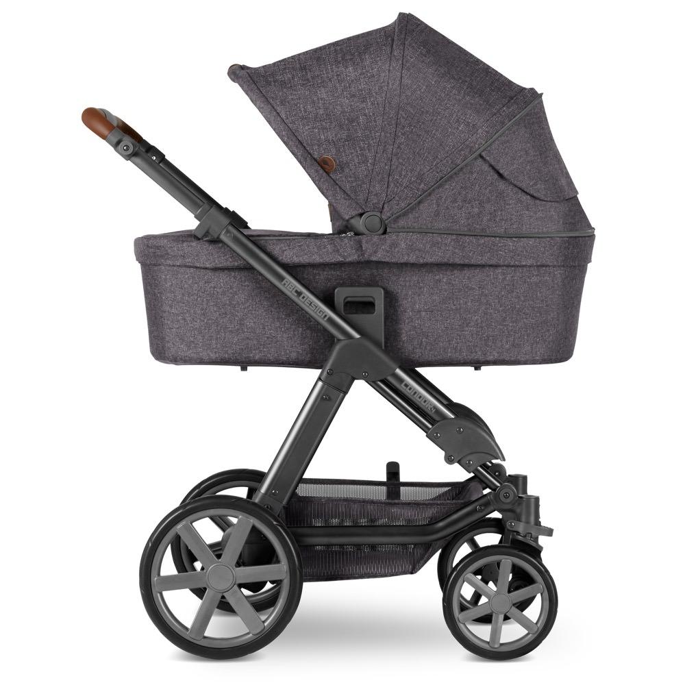 ABC Design Condor 4 Babywanne Verdeck