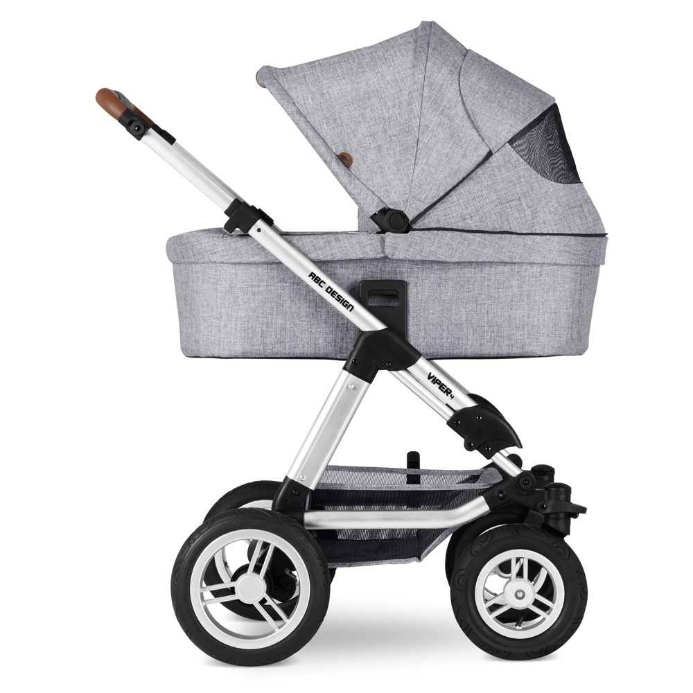 ABC Design Viper 4 Babywanne Belueftung