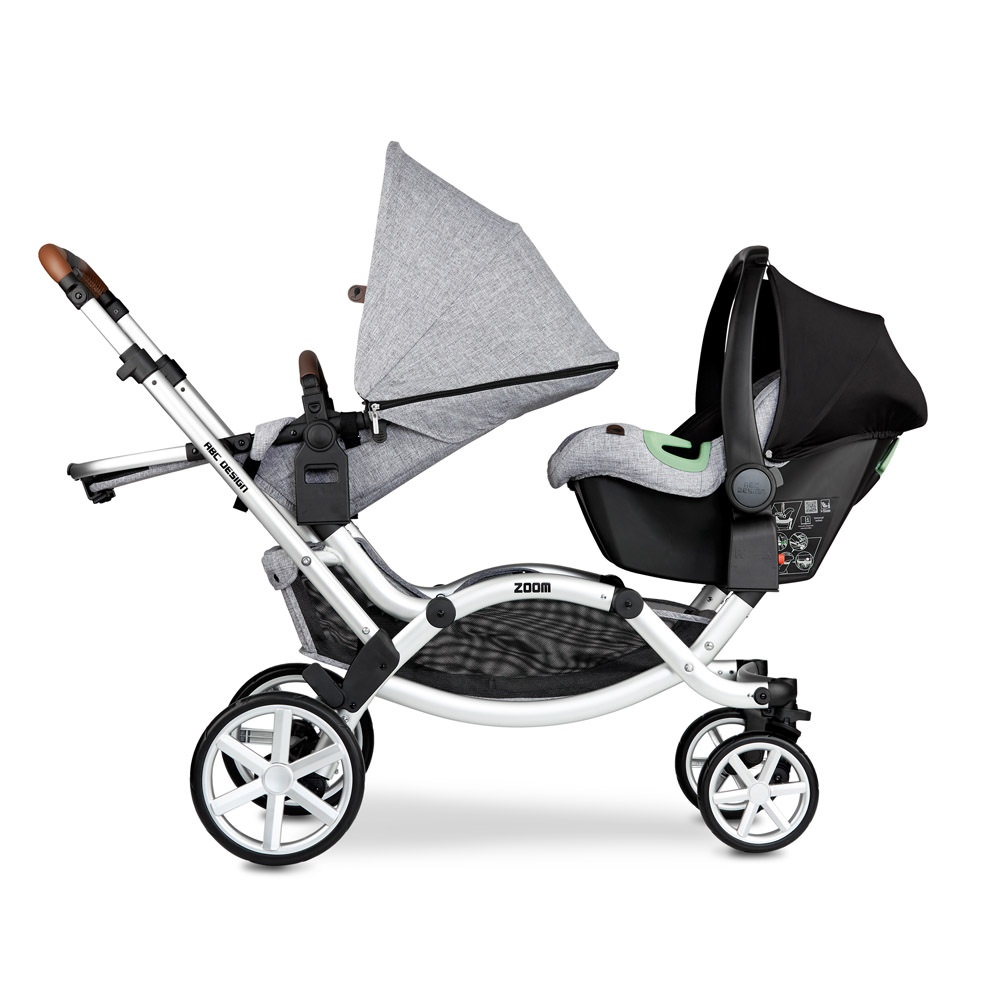 ABC Design Zoom Sitz und Babyschale
