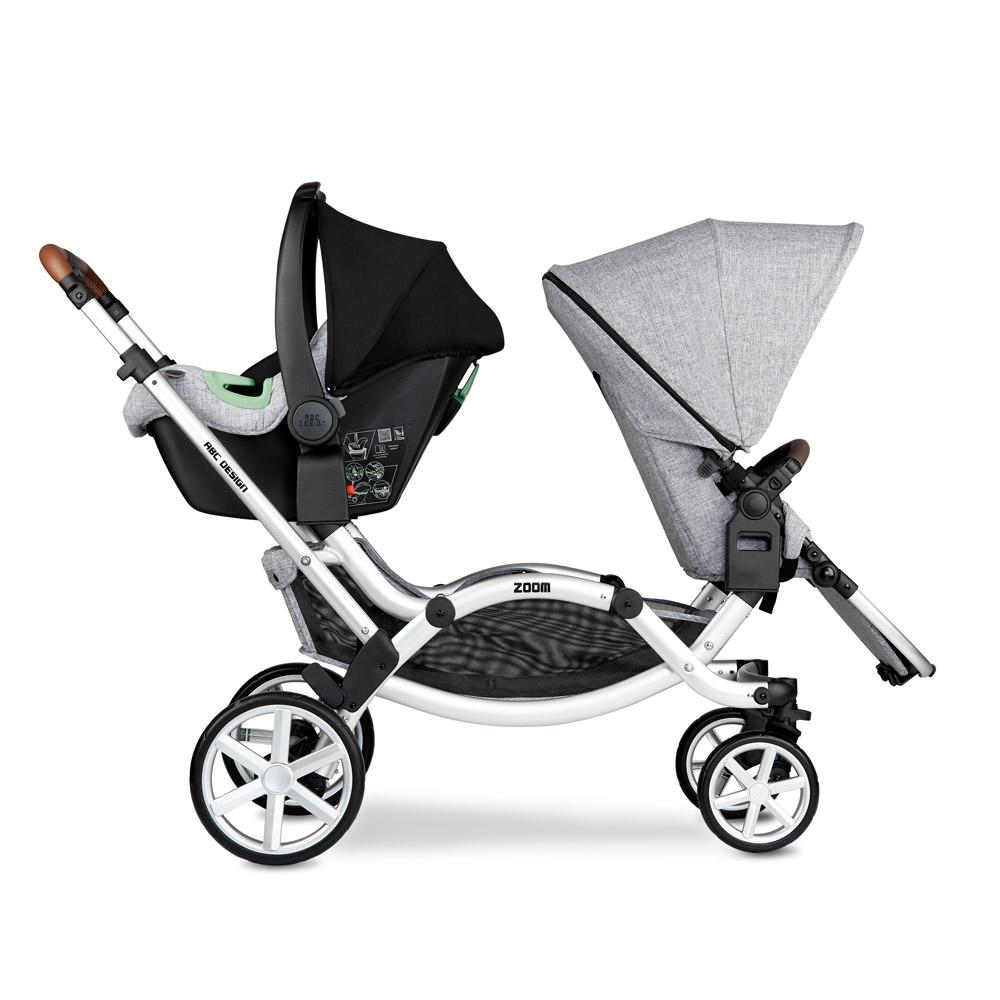ABC Design Zoom Babyschale und Sitz