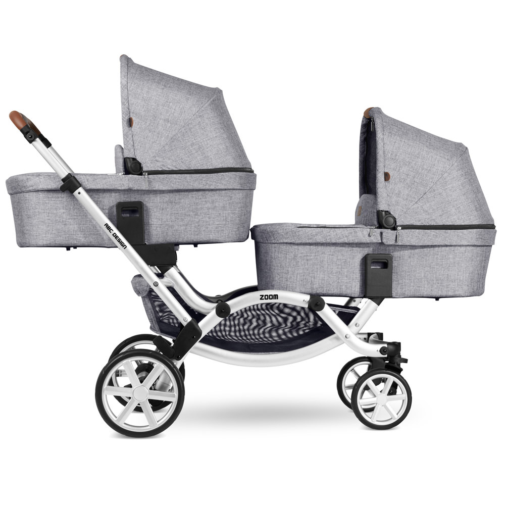 ABC Design Zoom zwei Babywannen