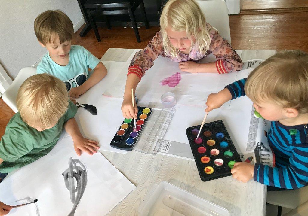 Ideen für Aktivitäten für Kindergarten- und Schulkinder