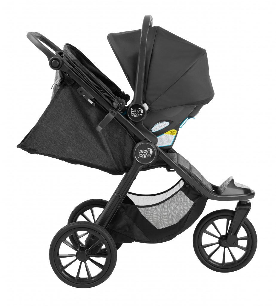 Baby Jogger City Elite 2 mit Babyschale