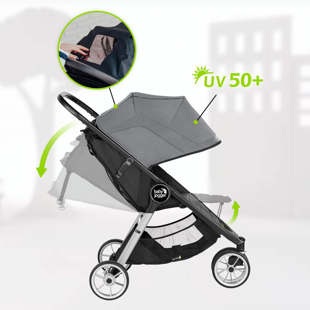Baby Jogger City Mini 2 Verdeck