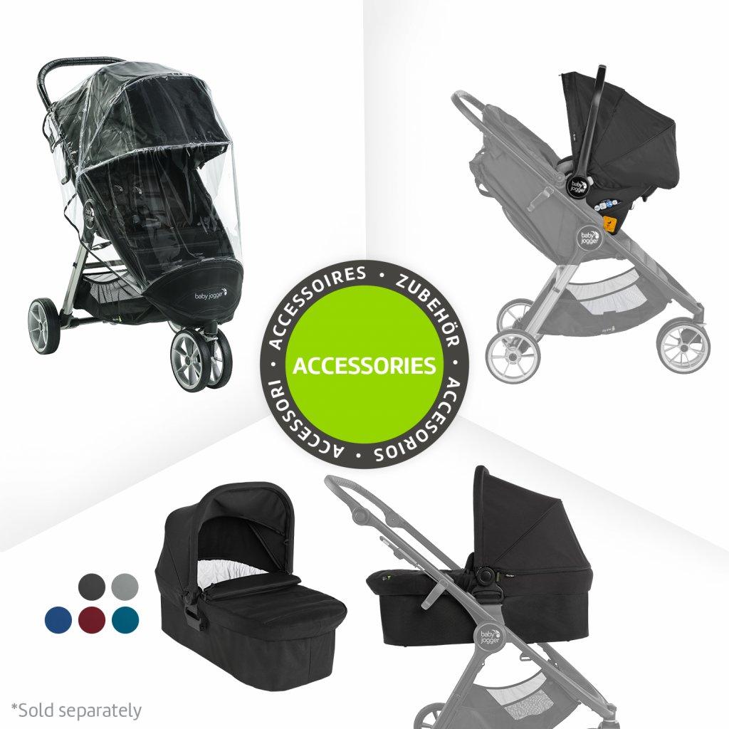 Baby Jogger City Mini GT2 Aufsätze