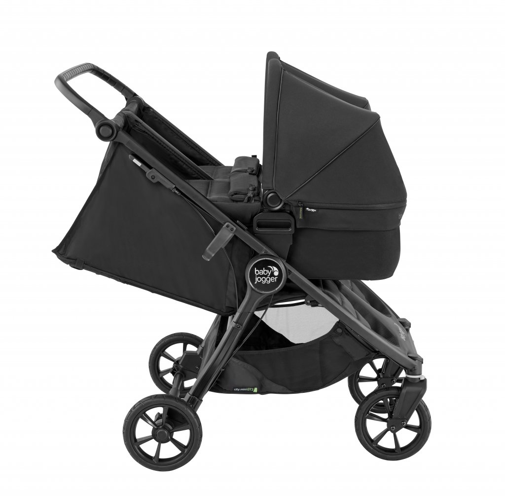 Baby Jogger City Mini GT2 Double mit Babywanne