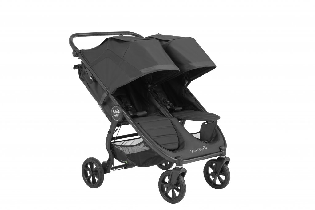 Baby Jogger City Mini GT2 Double Fußstützen
