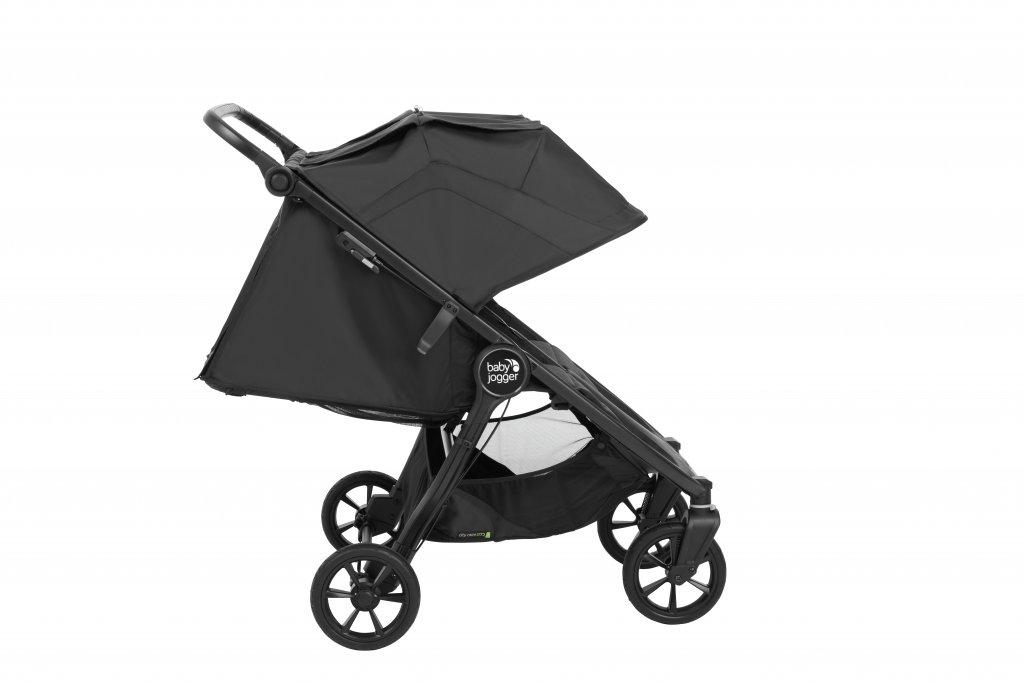 Baby Jogger City Mini GT2 Double Seitenansicht