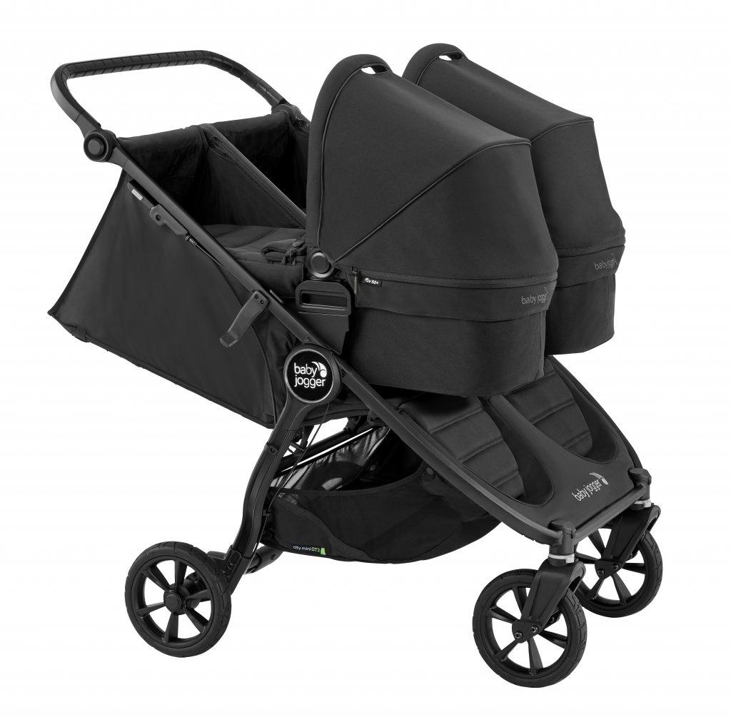 Baby Jogger City Mini GT2 Double mit zwei babywannen