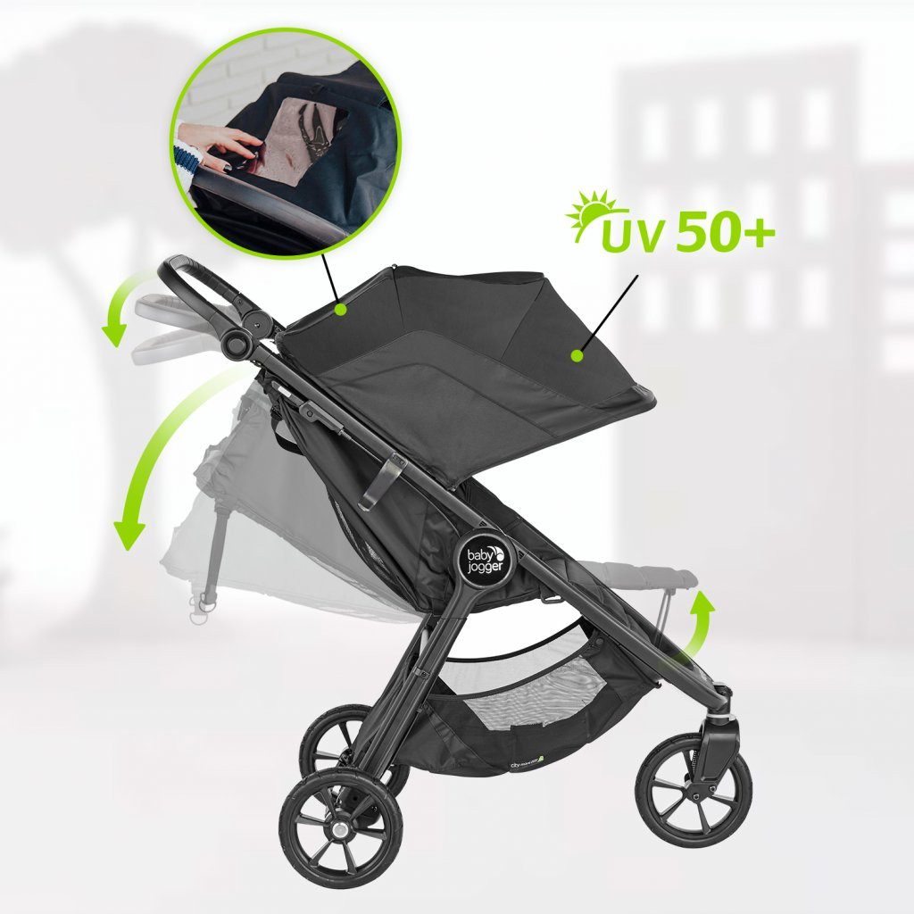 Baby Jogger City Mini GT2 Verdeck