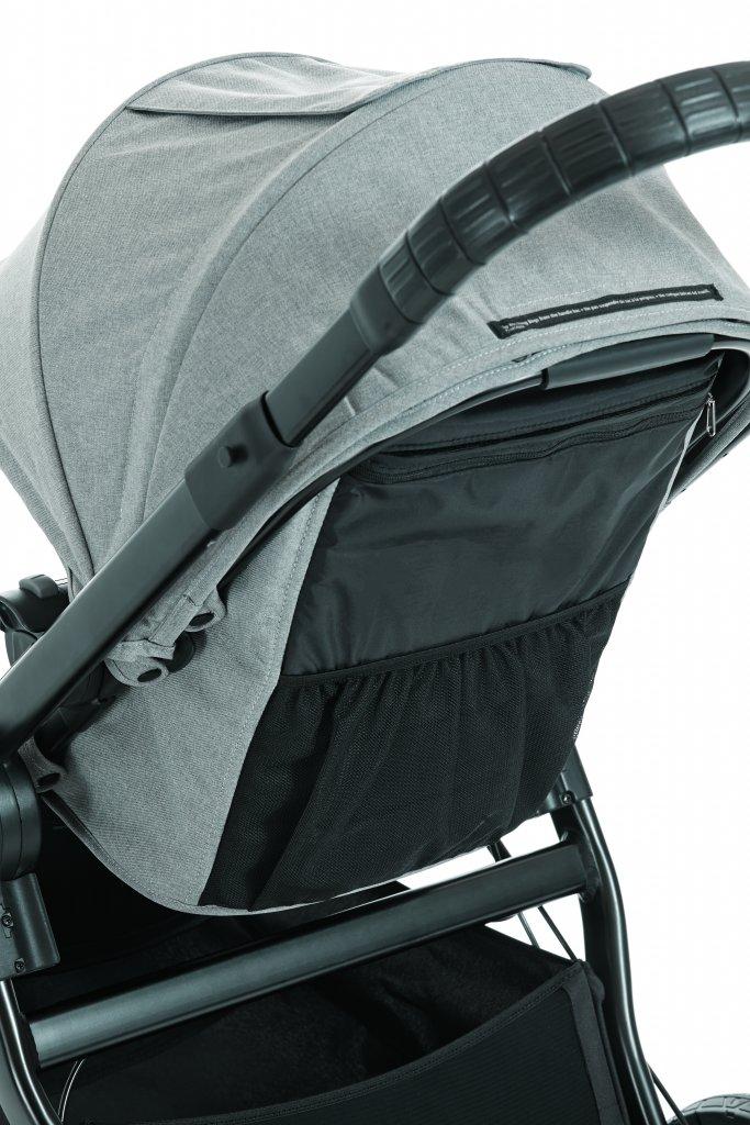 Baby Jogger City Select  LUX Rückansicht