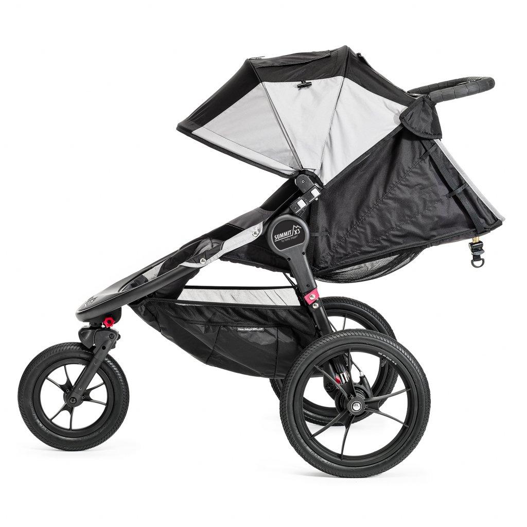Baby Jogger Summit X3 Liegeposition