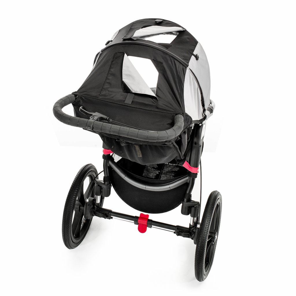 Baby Jogger Summit X3 Rückansicht