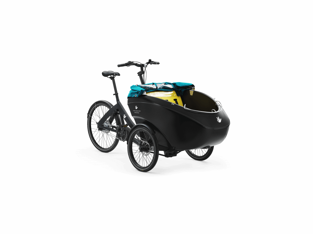 Triobike Mono Mid Drive Transportbox