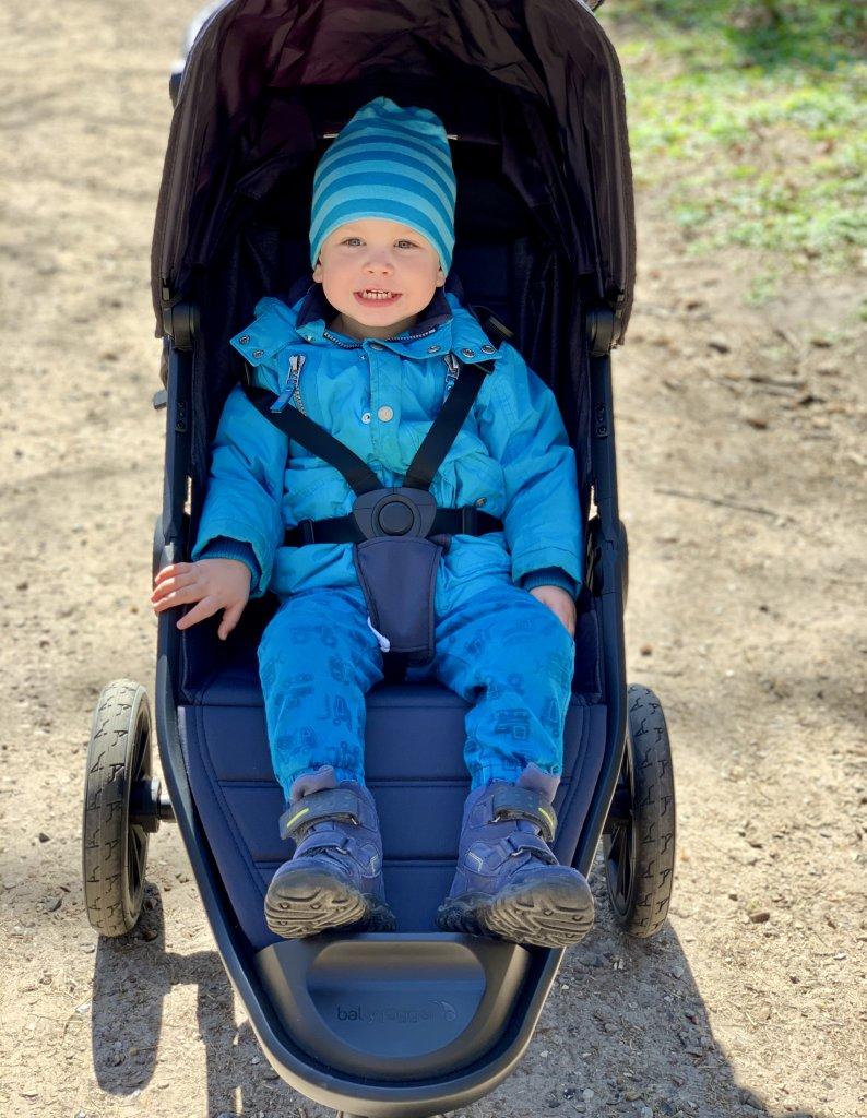 Baby Jogger City Elite 2 Kombikinderwagen im Test