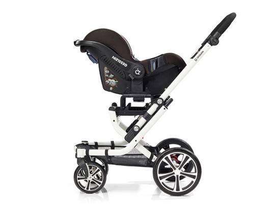 Gesslein F6 Air+ Babyschale