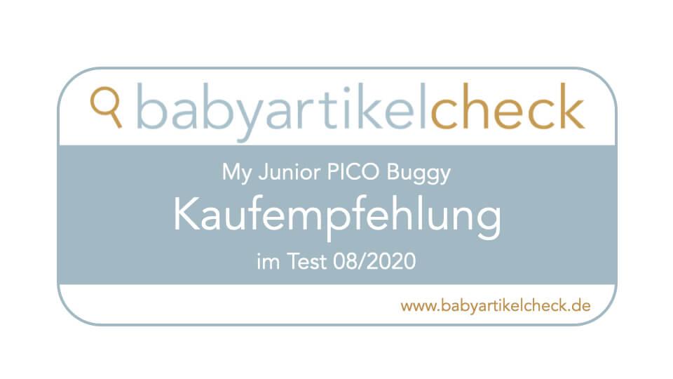 My Junior PICO Buggy im Test