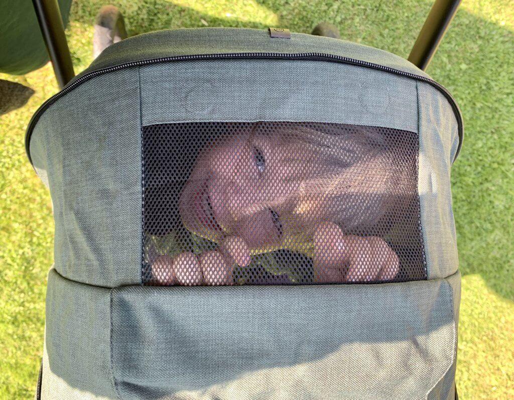 Gitternetz im Sitz