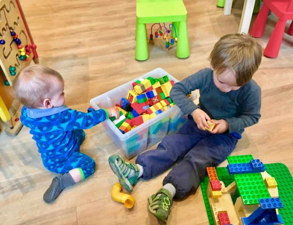 Unsere Top-Liste mit Spielzeug und Fahrzeuge für 1-Jährige