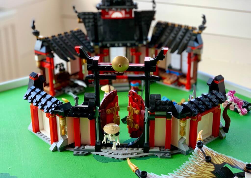 Ninjago Kloster des Spinjitzu