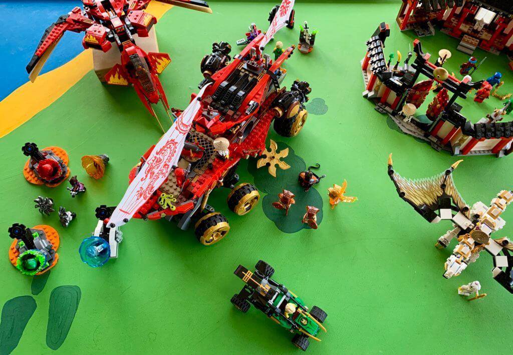 Die Welt von LEGO Ninjago – die tollen Produkte der Ninjago Spielwelt