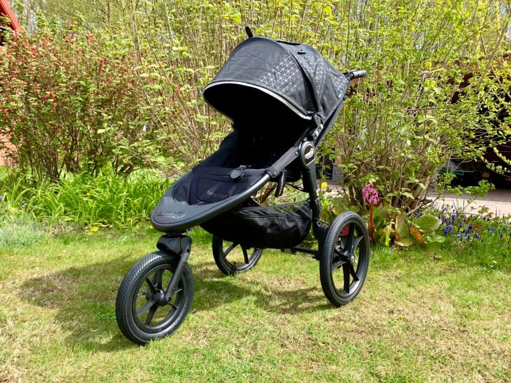 Baby Jogger Summit X3 Joggerwagen im Test