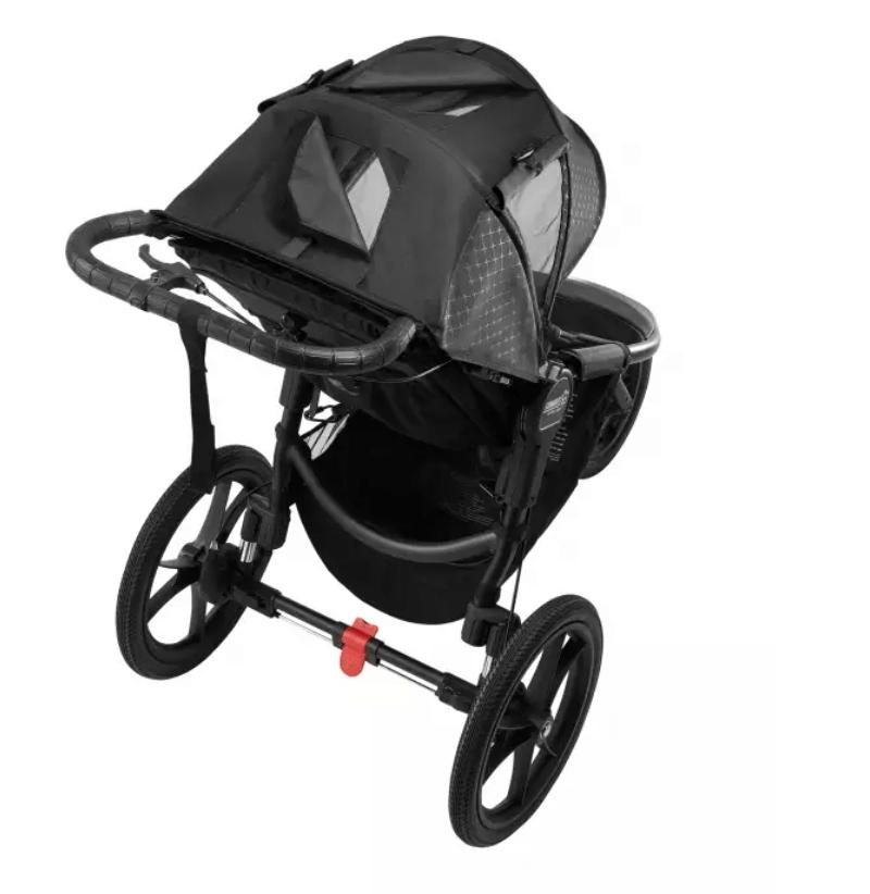 Baby Jogger Summit X3 Ansicht hinten